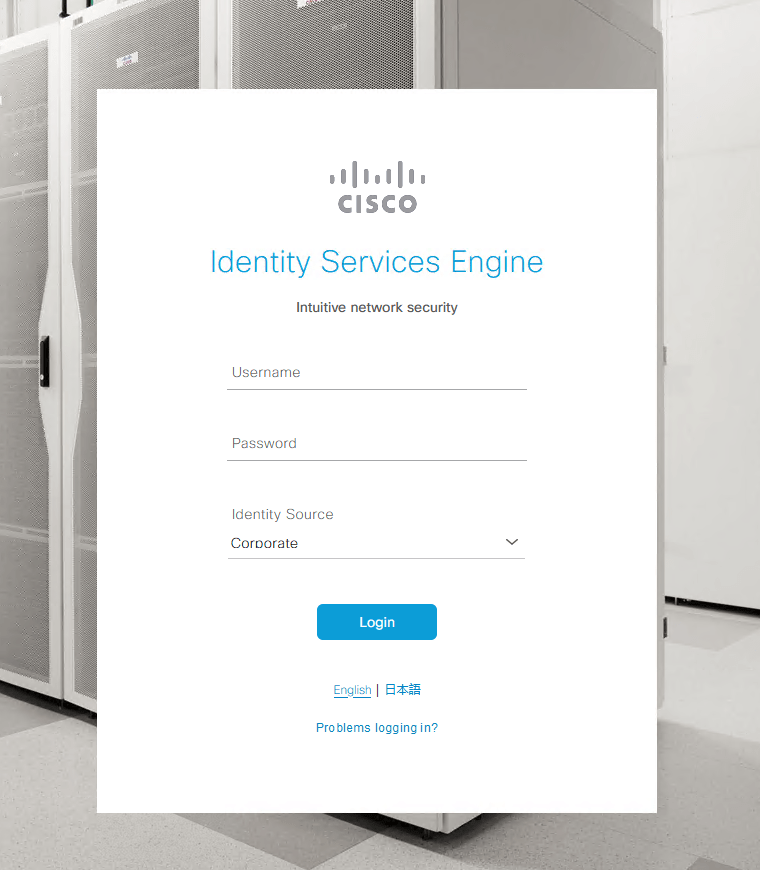 Cisco Identity Services Engine 3.0